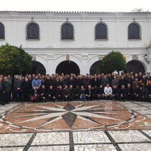 Encuentro de Seminarios Mayores de Andalucía