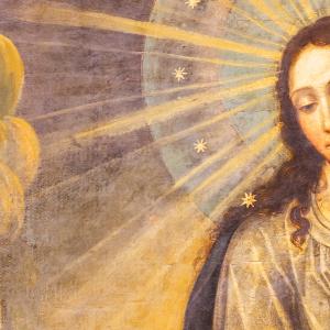 ¡Comenzamos la Novena a la Inmaculada!