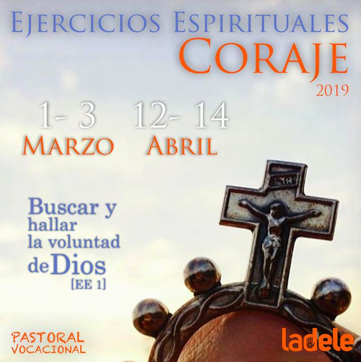 Ejercicios Espirituales Coraje 2019 Seminario Conciliar San Pelagio